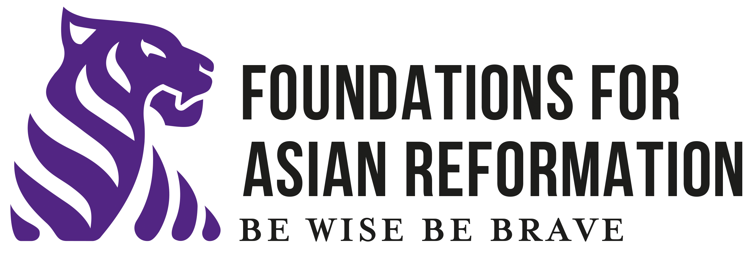 Foundations for Asian Reformation